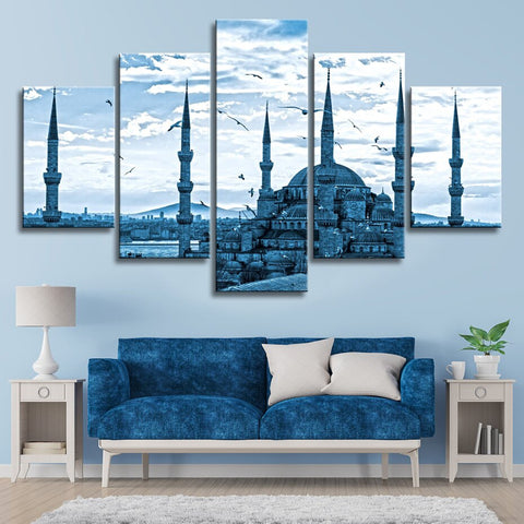 Image of Blue Mosque - No.9579