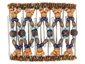African Butterfly - 11 Tong Wire Hair Clip 228