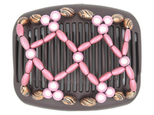 African Butterfly Hair Comb - Ndalena Brown 142