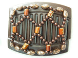 African Butterfly Thick Hair Comb - Ndalena Brown 14
