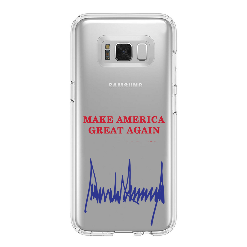 MAGA Signature Cases for Samsung Models