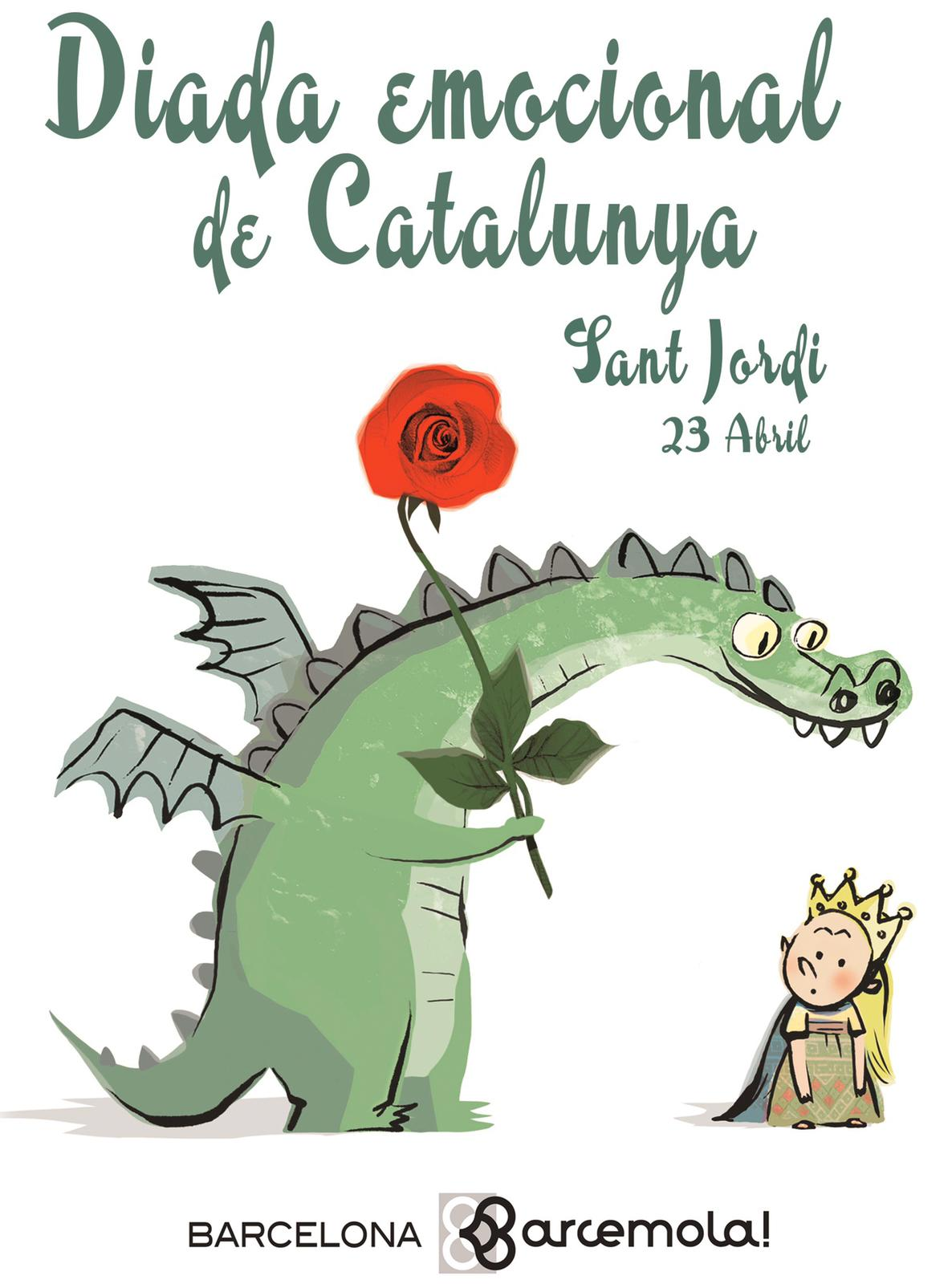 Happy Sant Jordi | La Manual Alpargatera