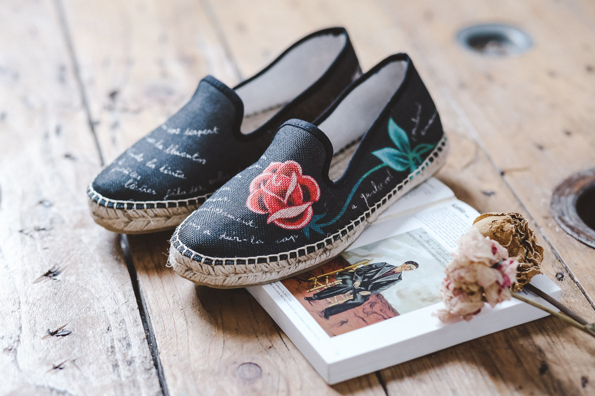 Espadrille Gifts | La Manual Alpargatera