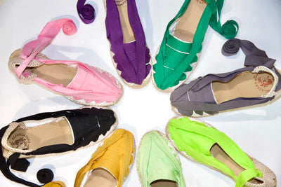 15% Discount on all Pinxo espadrilles!
