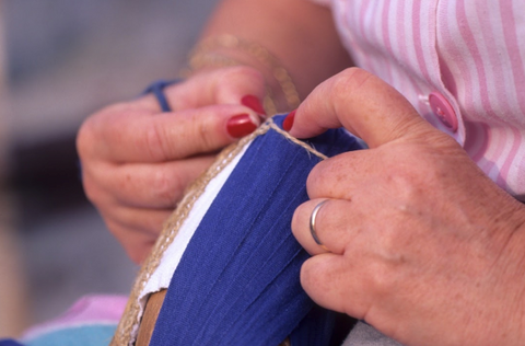 Handmade Espadrilles Made in Spain | La Manual Alpargatera