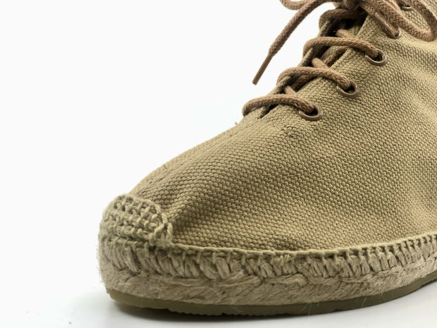 Espadrille Boot - La Manual Alpargatera