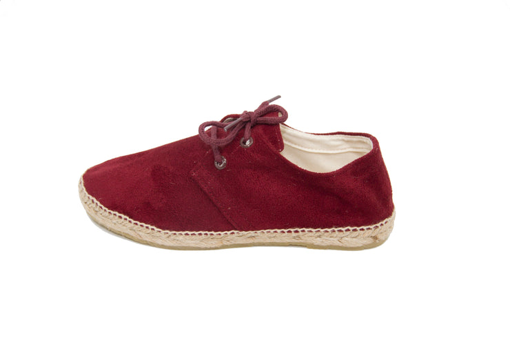 Espadrille in Red for Women and Men | Nacho | La Manual Alpargatera