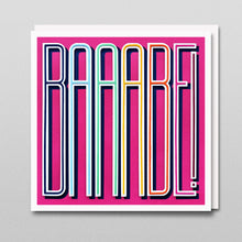 Load image into Gallery viewer, 'Baaabe' - A Dozen Greetings Card
