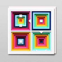 Load image into Gallery viewer, 'BOOM' - A Dozen Greetings Card