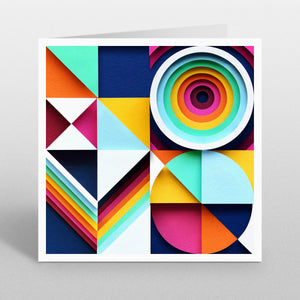 'Love' - A Dozen Greetings Card