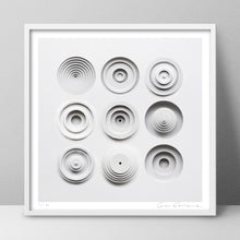 Load image into Gallery viewer, 'Grooves' - Signed Print
