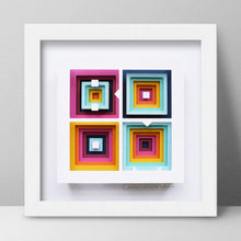 Load image into Gallery viewer, 'Boom' Framed Original Artwork