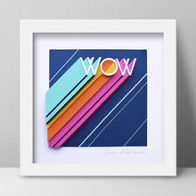 Load image into Gallery viewer, 'Wow' Framed Original Artwork