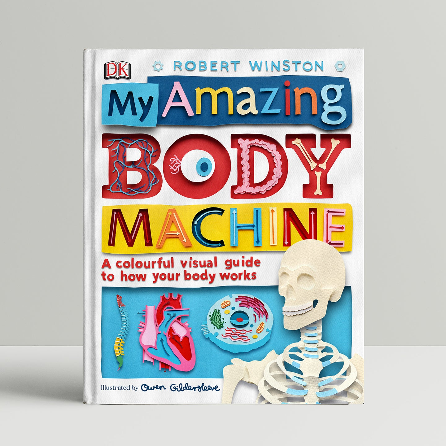 'My Amazing Body Machine' - Book