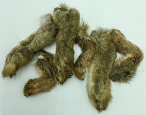 RABBIT FEET - air dried