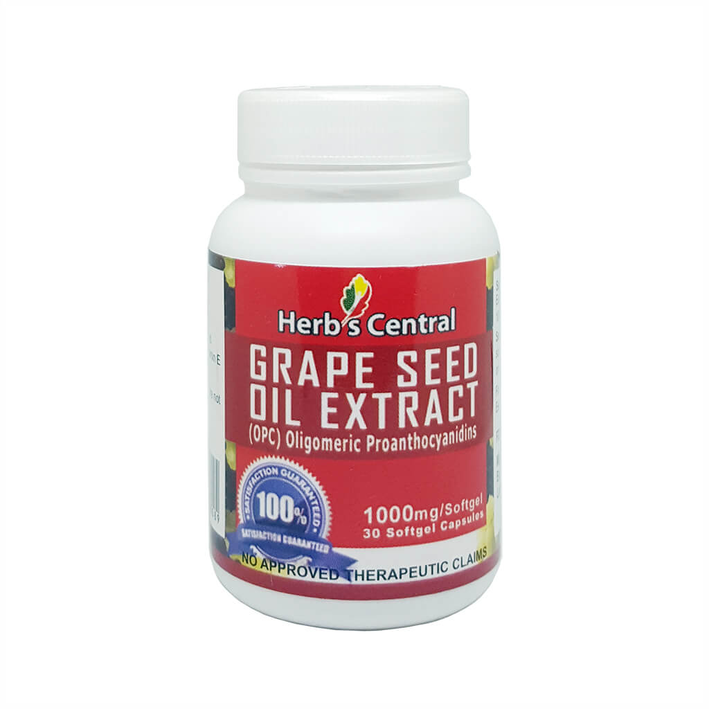 Grape Seed Oil Extract