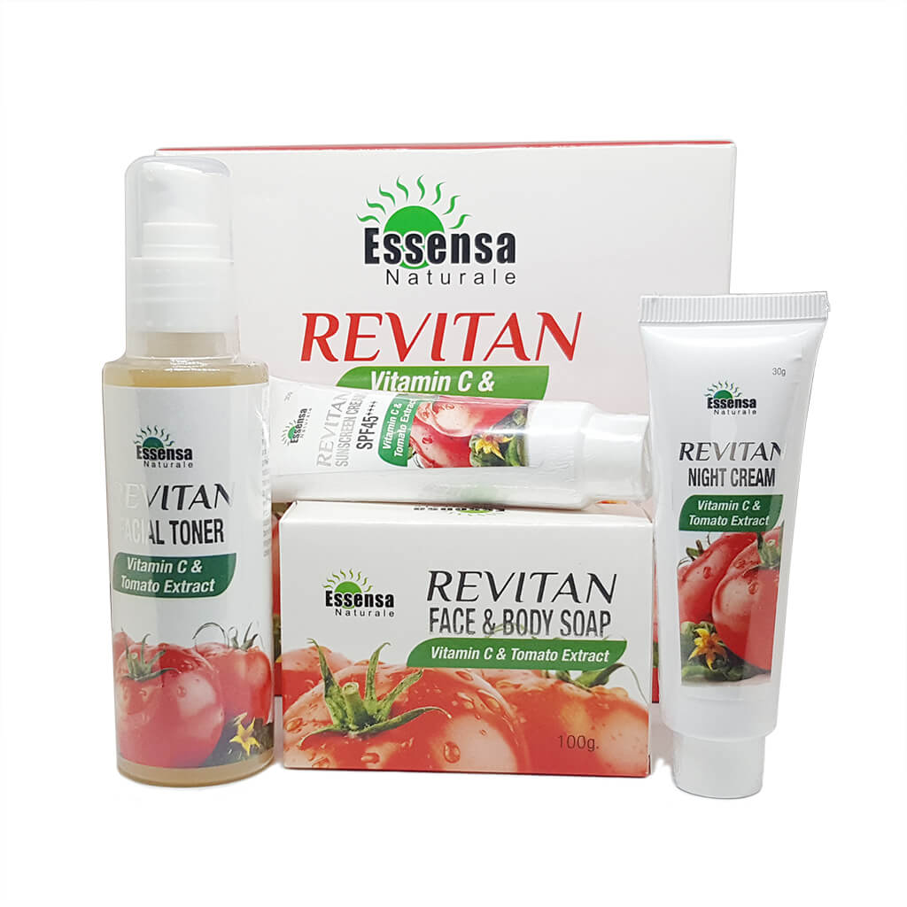 Revitan Skin Care Set