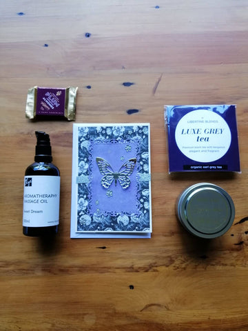 Lavender Sweet Dream Gift Box