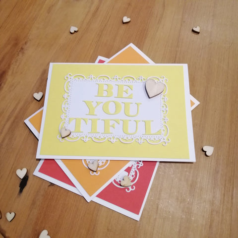 BeYOUtiful Card