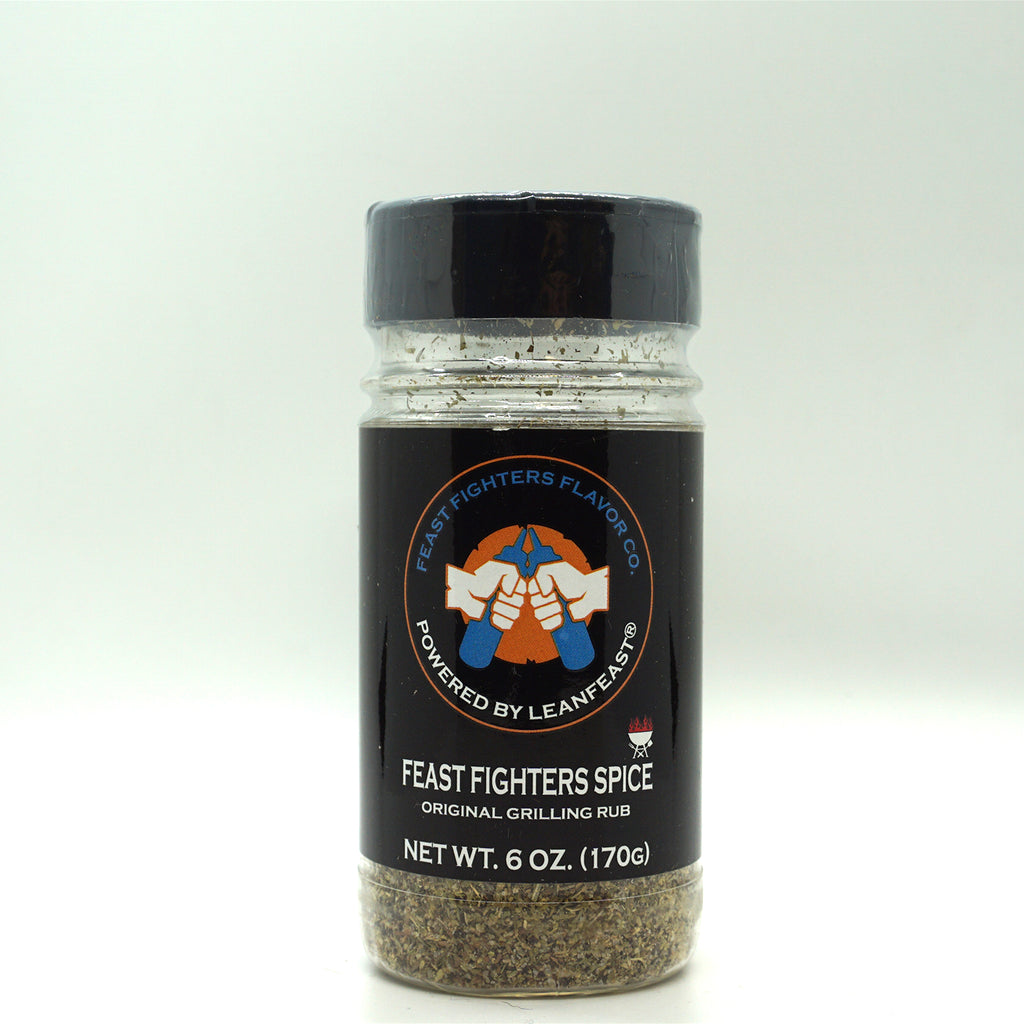 FEAST FIGHTER SPICE