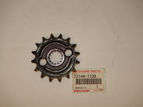 13144-1129 (13144-1212) SPROCKET OUTPUT 16T ZX600 ZX750 ZX900