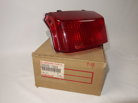 23025-1203 LAMP TAIL ZX600D ZX500C