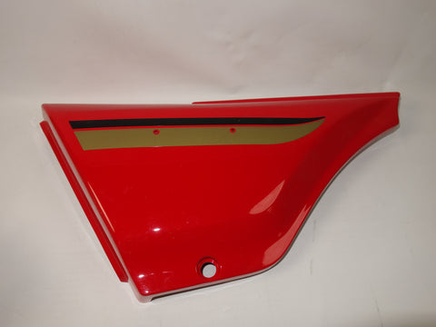 36002-5035-H1 COVER-SIDE LH S.RED KH125