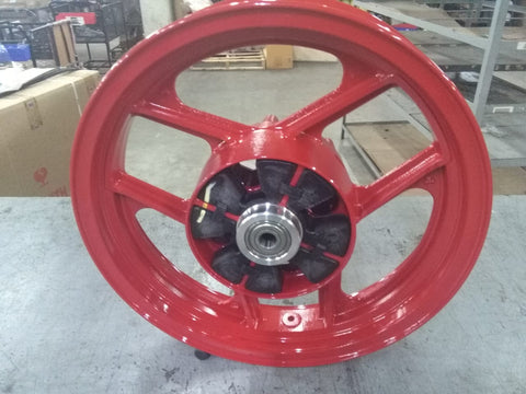 41073-1310-X4 WHEEL-ASSY RR F.RED ZX500B ZX600C