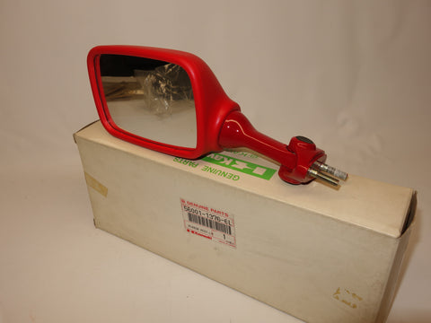 56001-1376-6L MIRROR-ASSY LH RED KR250C ZX750H
