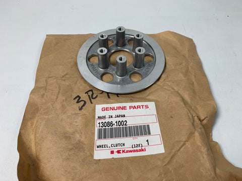 13086-1002 WHEEL-CLUTCH KE100 KH125 KX60 KX65 KX85