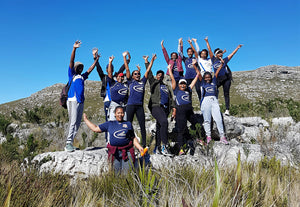 IKAMVA YOUTH Outreach and Educational Experience - Hiking Cape Town South Africa