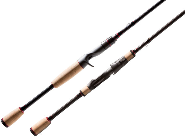 Halo Fishing TI Series Casting Rods