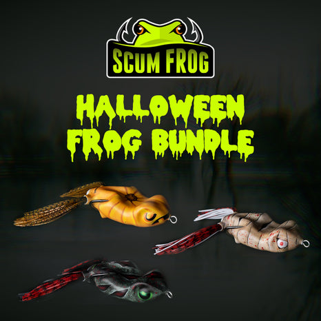 Halloween Frog Bundle