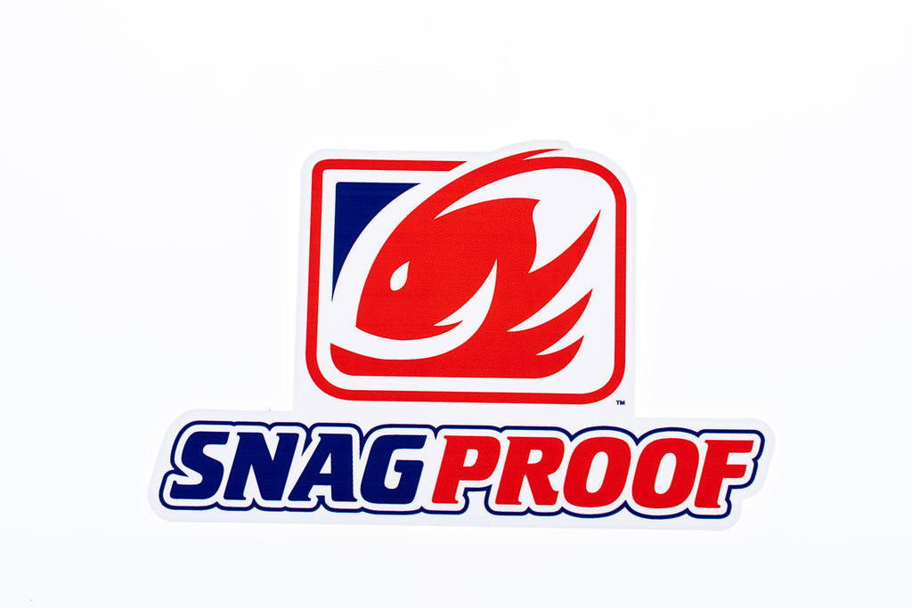 Snag Proof Decal