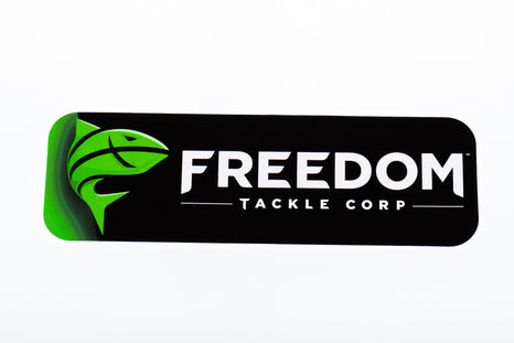 Freedom Tackle Corp. Decal
