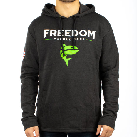 Freedom Tackle Corp. Hoodie - Black
