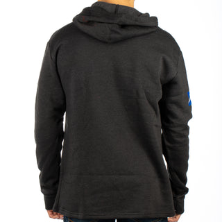 Halo Fishing Hoodie - Black