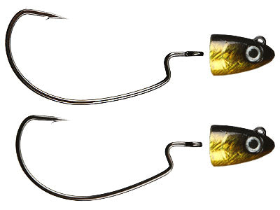 Hydra Swing Swim Bait Head