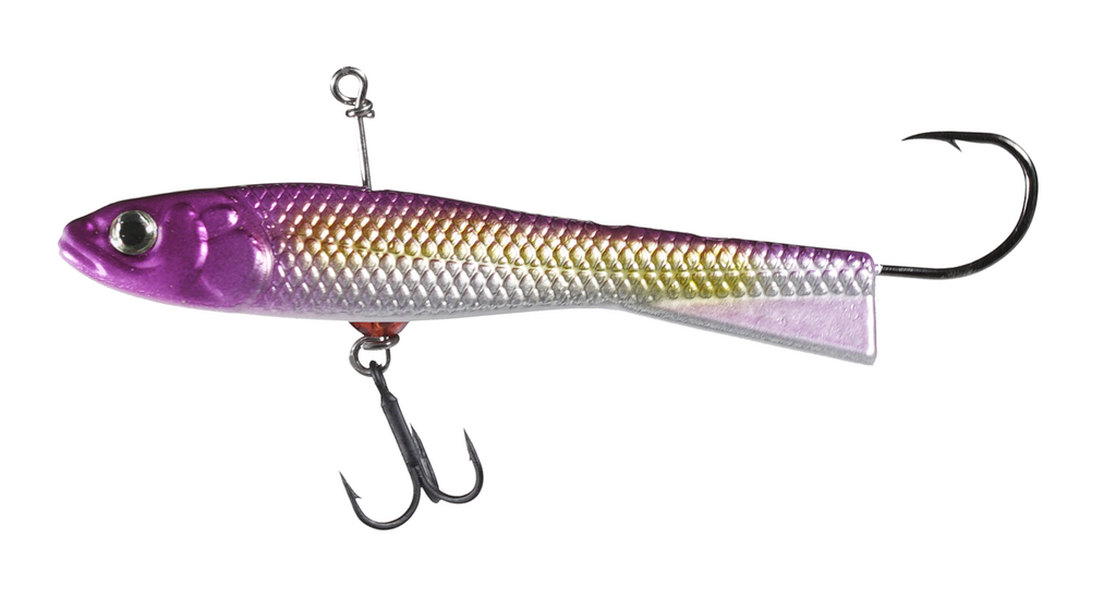 Turnback Shad Vertical Jigging
