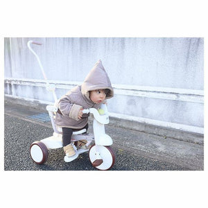 Some amazing benefits of Tricycle for child's development that you may not know
