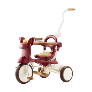 iimo foldable tricycle #02 eternity red