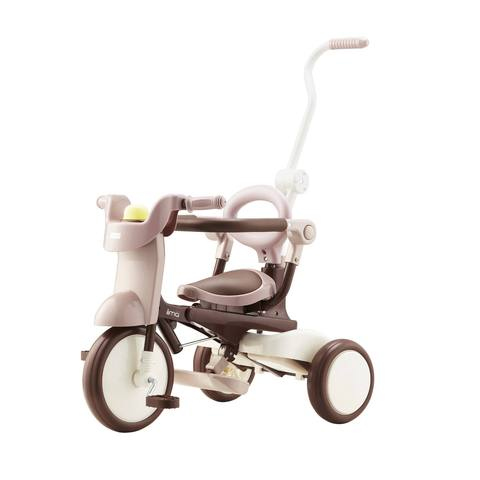 iimo foldable tricycle #02 comfort brown