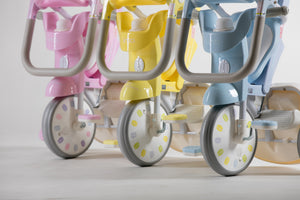 Dealmoon Exclusive -  iimo x Macaron Foldable Tricycle (Limited Edition)