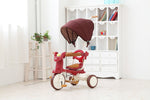 iimo 3-in-1 Foldable Tricycle with Canopy