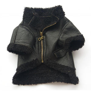 pet Jacket leather