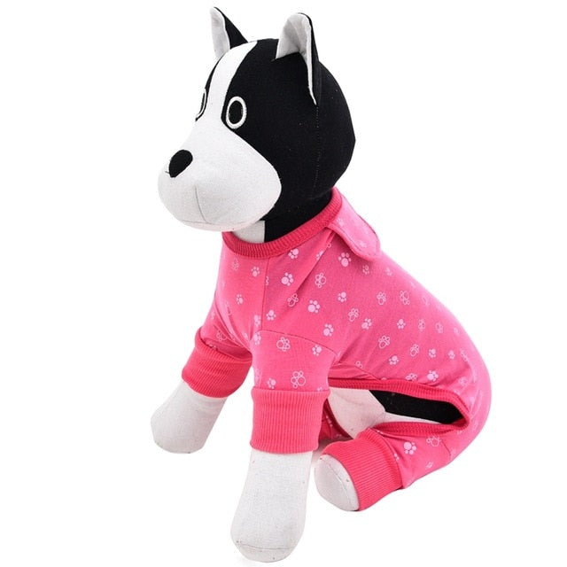 Wholesale Cheap!Dog Jumpsuits Clothes For Dog Chihuahua Yorkshire Small Dog Clothing Pet Pajamas Puppy Cat Clothes Pet Products
