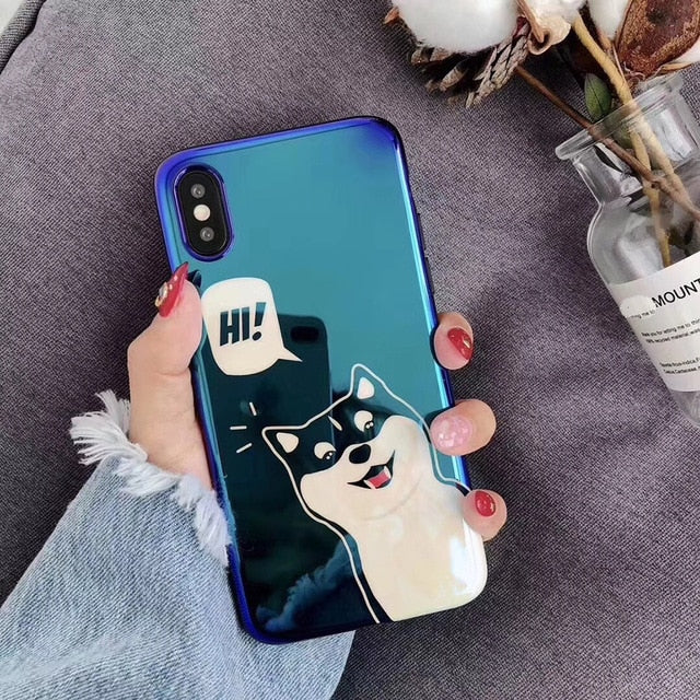 phone cases cute dogs
