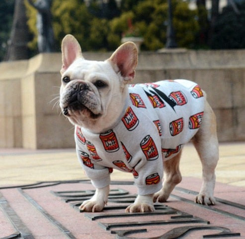 Dog T-shirt for French Bulldog
