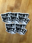Five pack of small Classic That Life Stickers
