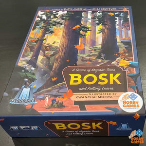 Today I Played: Bosk